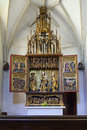 Gotický oltár
