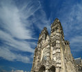 Gothic cathedral of Saint Gatien, Tours, France Stock Photos