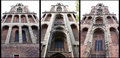 Gothic Dom Tower in Utrecht, Netherlands Royalty Free Stock Photo