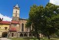Gothic monastery