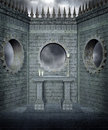 Gothic scenery 101 Royalty Free Stock Photo