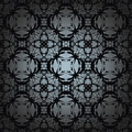 Gothic seamless pattern Royalty Free Stock Photography