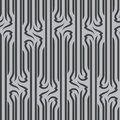 Gothic seamless pattern Royalty Free Stock Photo