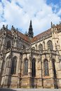 Gothic St Elisabeth Cathedral in Kosice, Slovakia