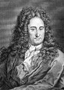 Gottfried Leibniz Royalty Free Stock Photos