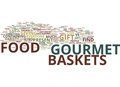 Gourmet Food Baskets Text Background  Word Cloud Concept Royalty Free Stock Photo