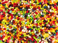 Gourmet Jelly Beans Background Royalty Free Stock Photo
