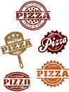 Gourmet Pizza Graphics Stock Photos