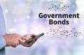 Government bonds, Bond Market Royalty Free Stock Photo