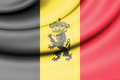 Government Ensign of Belgium.
