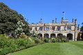 Government House Garden In Syd...