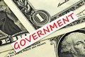 The government`s duty Royalty Free Stock Photo