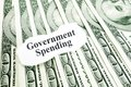 Government spending Royalty Free Stock Photo