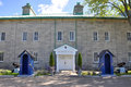 The governor general of canada s residence in la citadelle of quebec quebec city quebec canada Stock Photo