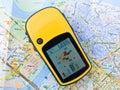 GPS Royalty Free Stock Photo