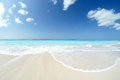 Tranquility at Grace Bay beach Royalty Free Stock Photo