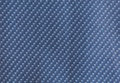 Gradient blue rectangular design background nylon temporary siding that can be used as a Royalty Free Stock Image