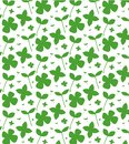 Simple nice pattern illustration of fresh green grass, leaf, minimalism. Can be used for postcards, flyers and posters. Garden el