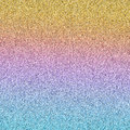 Gradient glitter background