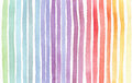 Gradient splattered rainbow background, hand drawn with watercolor ink. Seamless painted pattern, good for decoration. Imperfect