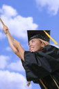 Graduate Royalty Free Stock Photos