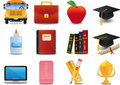 Graduation, College and Education Royalty Free Stock Image