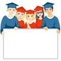 Graduation Day Royalty Free Stock Images