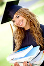 Graduation student Royalty Free Stock Photos