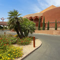 A grady gammage memorial auditorium shot tempe arizona june the on june in arizona is the last Stock Images