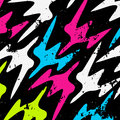 Graffiti Abstract beautiful colorful background grunge texture vector illustration Royalty Free Stock Photo