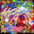 Graffiti Background Royalty Free Stock Photo