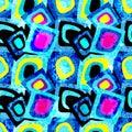 Graffiti Bright Psychedelic Se...