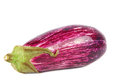 Graffiti eggplant aubergine Royalty Free Stock Photo