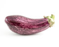 Graffiti Eggplant. Royalty Free Stock Photo
