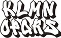 Graffiti font (part 2)