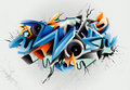 Graffiti Illustration