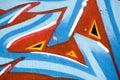 Graffitti Royalty Free Stock Photo