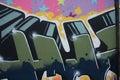 Grafiti Background Royalty Free Stock Photo