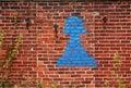 Grafitti Wall Royalty Free Stock Photo