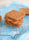 Graham crackers Stock Photography