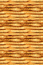 Graham Crackers Seamless Background Stock Foto's