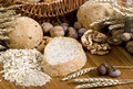 Grain Breads 10 Royalty Free Stock Photo