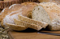 Grain Breads 6 Royalty Free Stock Photo