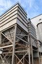 Grain Hopper Royalty Free Stock Photos