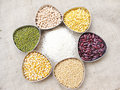 Grains-1 Royalty Free Stock Image