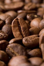 Grains of coffee Royalty Free Stock Photography