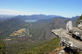 Grampians australia boroka lookout national park Stock Images