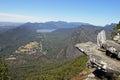 Grampians australia boroka lookout national park Stock Images