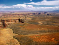 Gran Canyon landscape Stock Photography