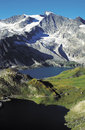 Gran Paradiso valley - Italy Royalty Free Stock Photography